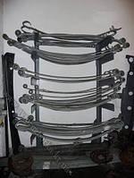 Рессорный лист подкоренной задний Mercedes-Benz 1514-1524 LK/LN2