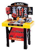 Игровой набор инструментов Моя мастерская 0447