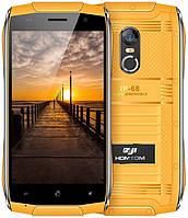 """Homtom ZOJI Z6 orange IP68 1/8 Gb, 4.7"""", MT6580, 3G"""