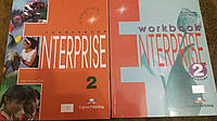 Enterprise ( Coursebook 2, Workbook 2.)