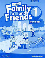 Family and Friends   1-Workbook