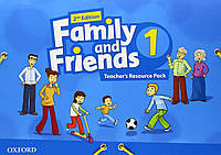 "Family and Friends   1-Teacher""s Resource Pack"