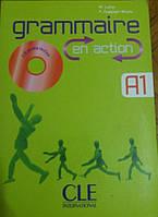 Grammaire En Action Debutant (+ Audio CD)
