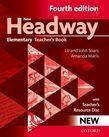 "New Headway Elementary Fourth Edition Teacher""s Book + Teacher""s Resource Disc"