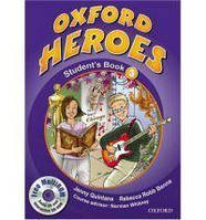 "Oxford Heroes 3. Student""s Book and MultiROM Pack"