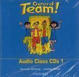 Oxford Team 1 Class CDs
