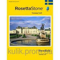 Rosetta Stone v.3.4.7 - Swedish (Шведский) Level 1-3
