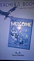 "Welcome 1: Teacher""s Book"