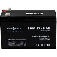 Батарея к ИБП LogicPower LPM 12В 8Ач (3865)