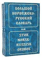 Аракин В. Д. Большой норвежско-русский словарь. В двух томах.