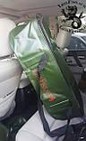 Сумка LionFish.sub - Ведро 50л для снаряжения, Рыбы, Вещей, Трофеев. Складное, Герметичное из ПВХ, фото 6