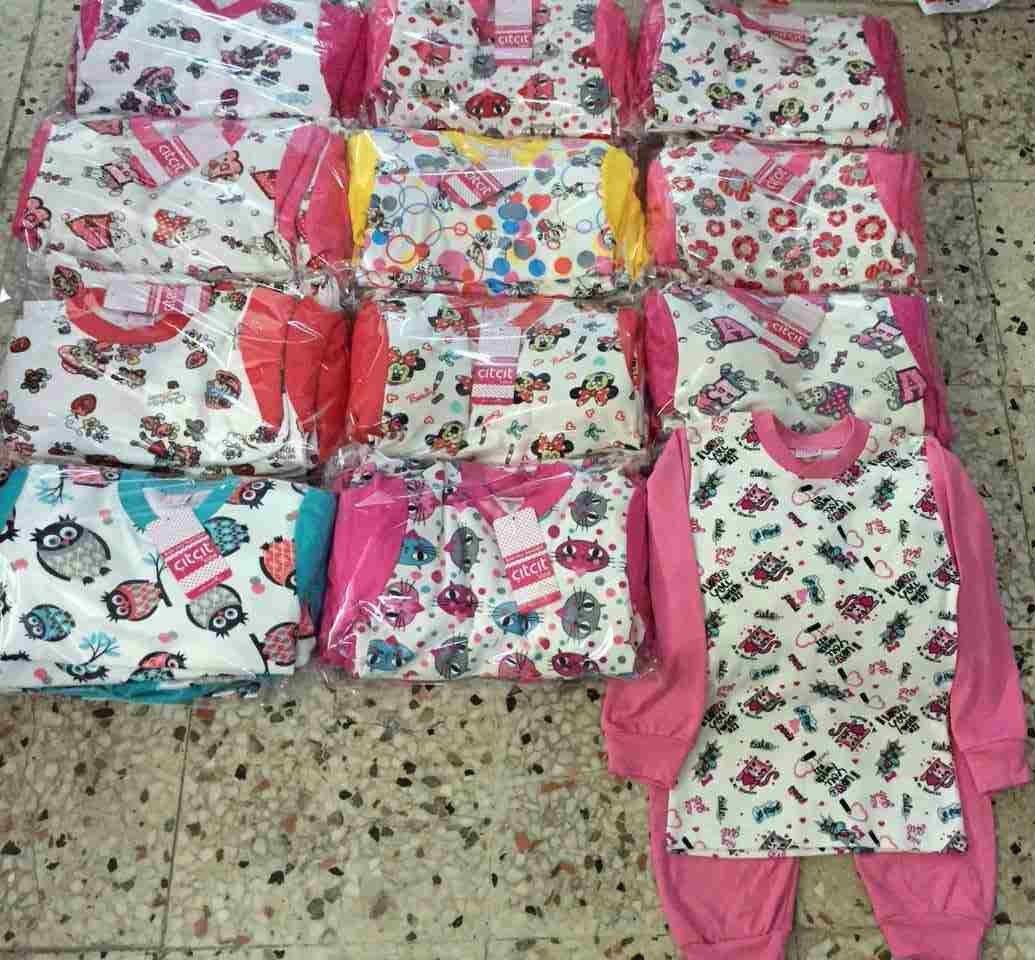 010ef1eb7b51 Пижама детская на девочку (1-4 года)