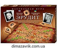 """Настольная игра """"Эрудит"""""""