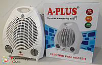 Обогреватель-тепловентилятор A-Plus 2000W