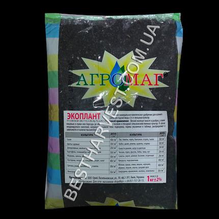 «Экоплант» 1 кг, безхлорное минеральное удобрение, фото 2