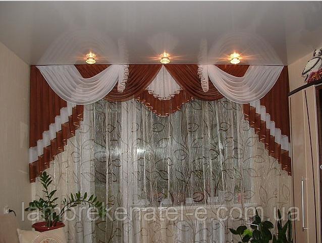 Ламбрекен в малый зал