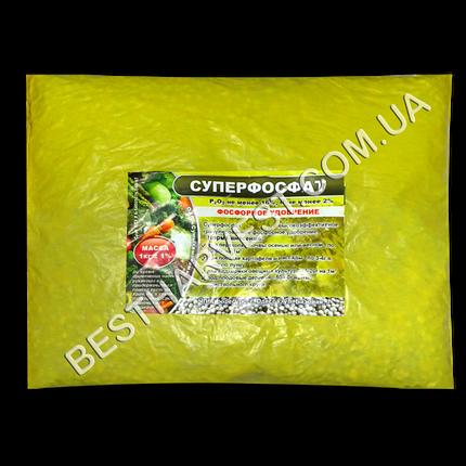 «Суперфосфат» одинарный 1 кг, фосфорное удобрение, фото 2