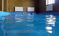 Вентиляция в бассейне. Монтаж. Киевская область