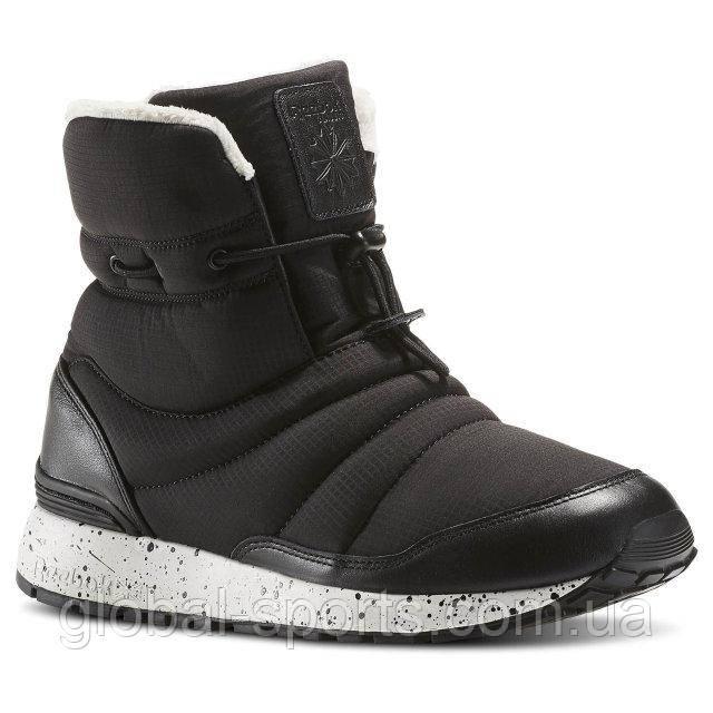 Женские сапоги Reebok GL Puff Boot Winter Runway Pack (Артикул: AR0606)