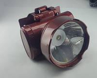 Фонарь налобный аккумуляторный YJ1898-1