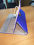 Чехол универсальный 2E для планшетов 10.1 поворотный 360 кожзам синий, фото 6