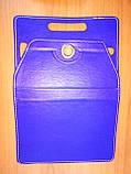Чехол универсальный 2E для планшетов 10.1 поворотный 360 кожзам синий, фото 9