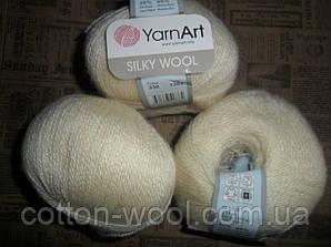 YarnArt Silky Wool (Силк вул) 330