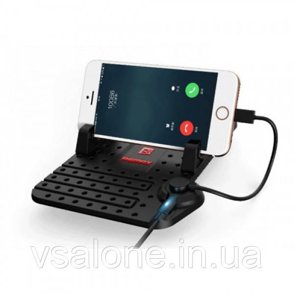 Автомобільний тримач для мобільних пристроїв Remax
