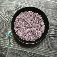 Кондитерская посыпка сахарные шарики Сиреневые (2 мм.) - 50 грамм
