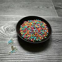 Кондитерская посыпка сахарные Конфетти  - 50 грамм
