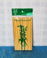 Бамбуковые палочки для шашлыка. Размер: 15 см