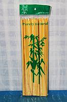 Бамбуковые палочки для шашлыка. Размер: 25 см