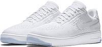 Купить кроссовки женские? Купи Nike Air Force 1 Ultra Flyknit Low White.