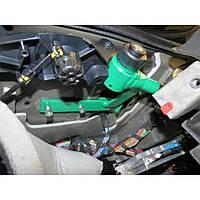 Модельный безштыревой блокиратор рулевого вала Construct Volant
