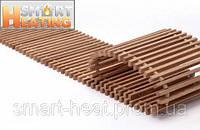 Решетка деревянная для конвектора FanCOil (16/300/2000 мм)