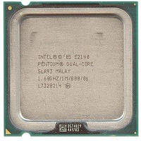 Процессор Pentium DUAL-CORE E2140 2-ядра LGA775