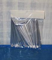 Шпажки для канапе Призма прозрачная