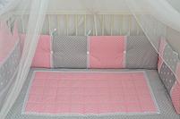 Бортики в детскую кроватку, фото 3