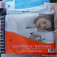 Двуспальная электропростынь 120х160см Турция