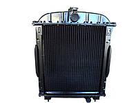 Радиатор ЮМЗ Д 65 45-1301006 алюминий 4-рядный