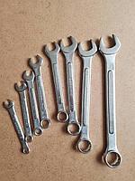 Набор комбинированных ключей 8 шт.