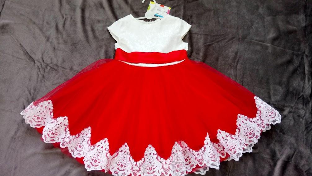 76a4a2701e4c064 Бальное платье для девочки Беби-Кружево красное, цена 990 грн., купить в  Днепре — Prom.ua (ID#594811382)
