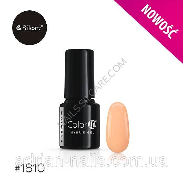 Гель-лак Color it Premium № 1810