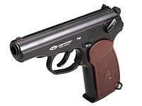 Пневматический пистолет ПМ Макаров Gletcher PM, фото 1