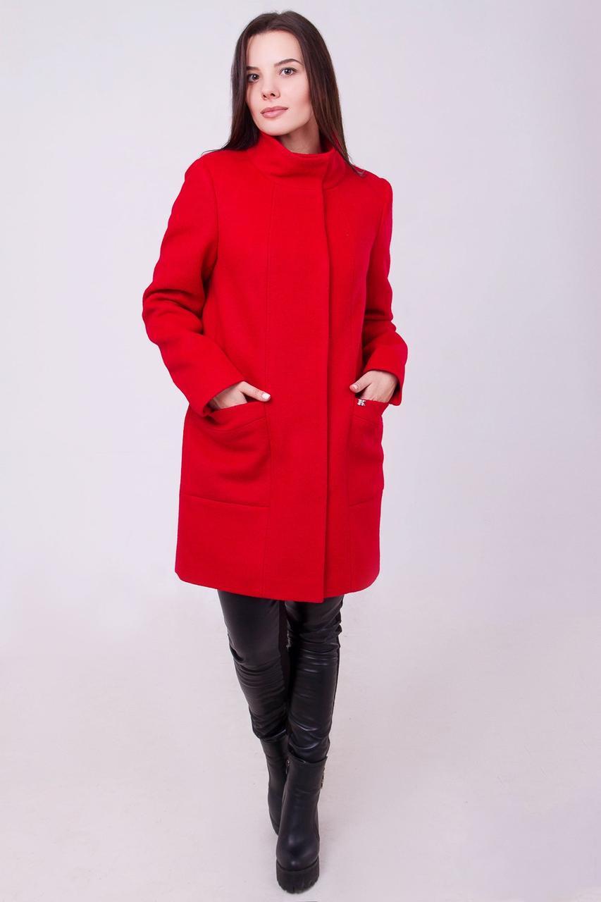 160ce00d4bf Элегантное пальто прямого кроя 44 - Eliza - Интернет магазин одежды в  Харькове