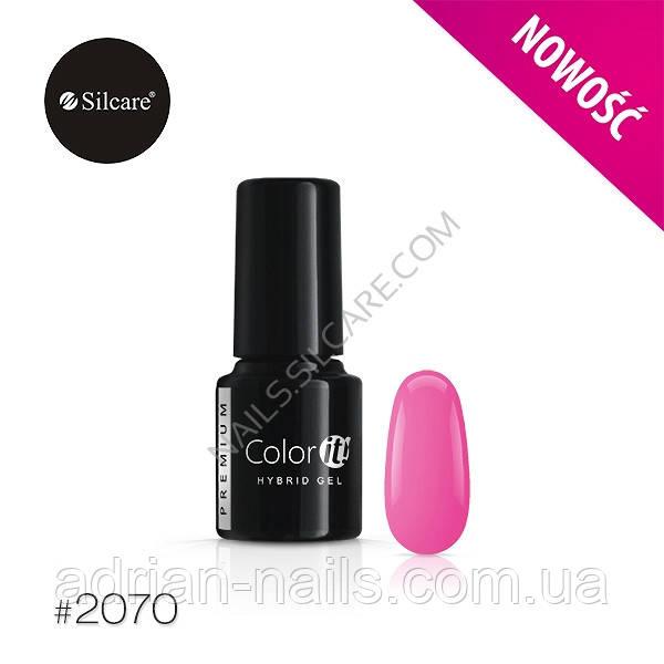 Гель-лак Color it Premium № 2070