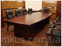 Стол конференционный Мукс Палисандр YFT103 (3000мм)