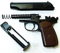 Пневматический пистолет Макарова мр 654к (ижмех байкал мр 654к), фото 1