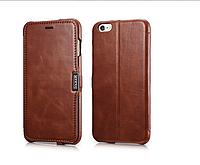 Чехол Icarer Vintage Series Side-open для iPhone 6/6S plus