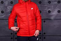TOP 2018! Стильные куртки Nike (Наик) озень-зима! Мужская теплая курточка!